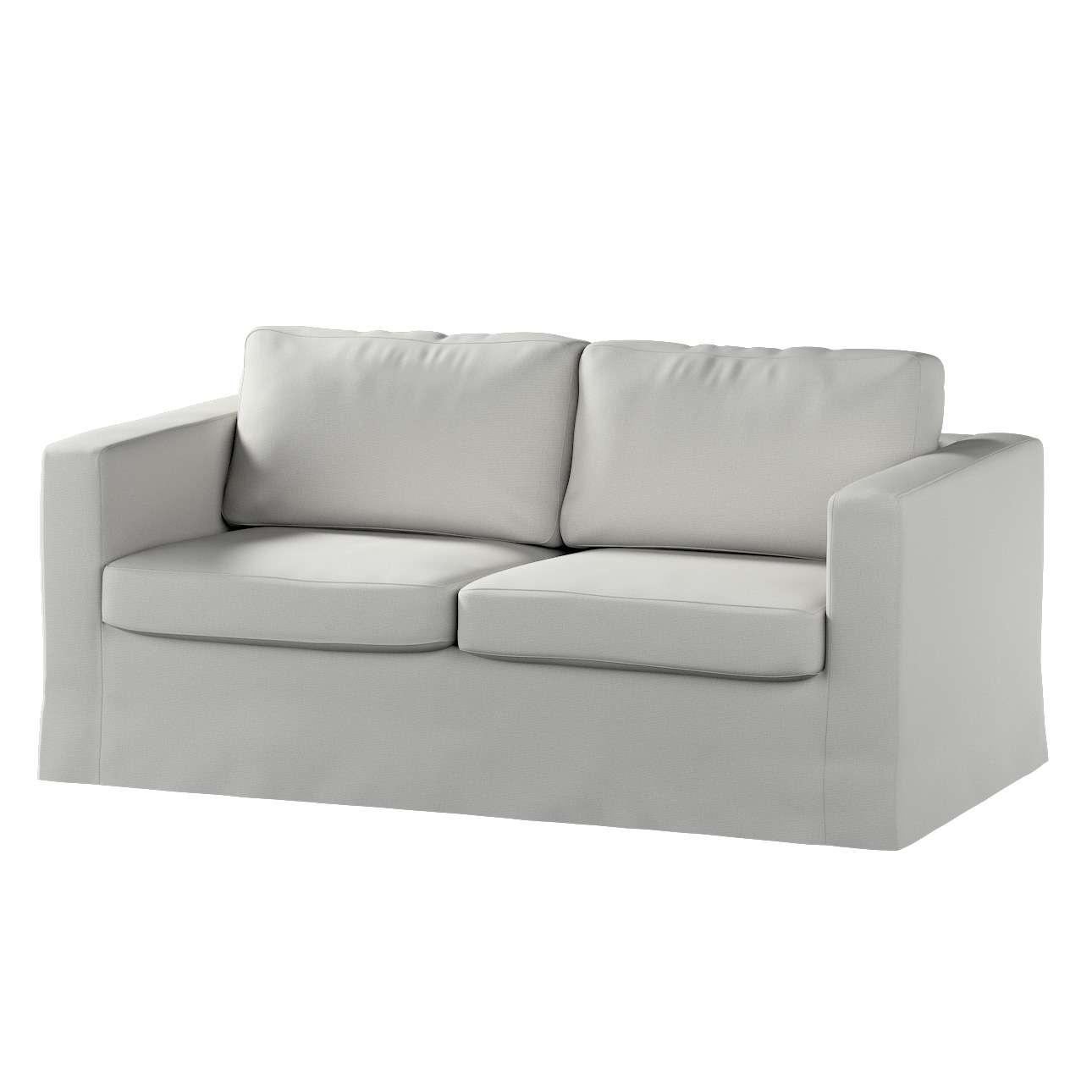 Pokrowiec na sofę Karlstad 2-osobową nierozkładaną długi Sofa Karlstad 2-osobowa w kolekcji Etna , tkanina: 705-90