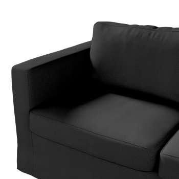 Karlstad 2-Sitzer Sofabezug nicht ausklappbar lang von der Kollektion Etna, Stoff: 705-00