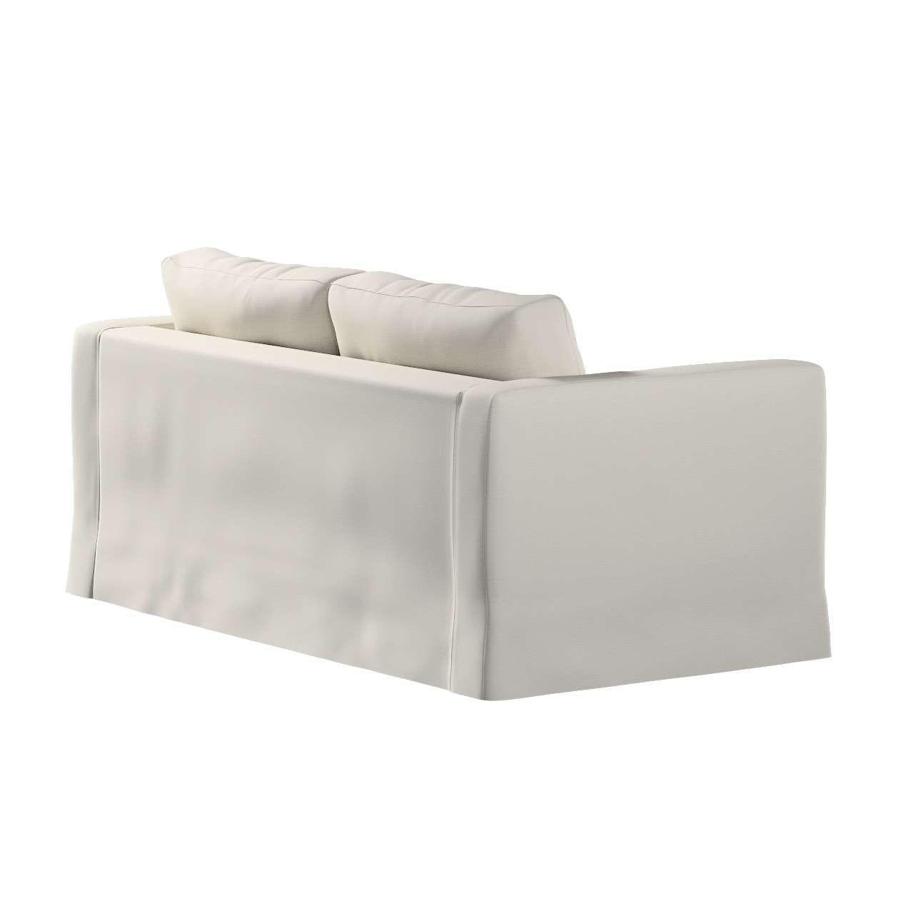 Hoes (lang) voor IKEA-Karlstad 2-zitsbank van de collectie Cotton Panama, Stof: 702-31