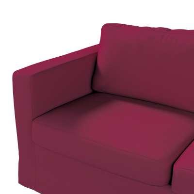 Hoes (lang) voor IKEA-Karlstad 2-zitsbank van de collectie Cotton Panama, Stof: 702-32