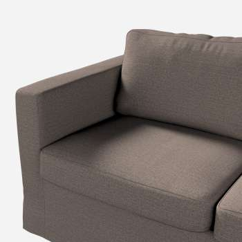 Floor length Karlstad 2-seater sofa cover in collection Granada, fabric: 104-93