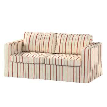 Karlstad dvivietės sofos užvalkalas (ilgas, iki žemės) Karlstad dvivietė sofa kolekcijoje Avinon, audinys: 129-15