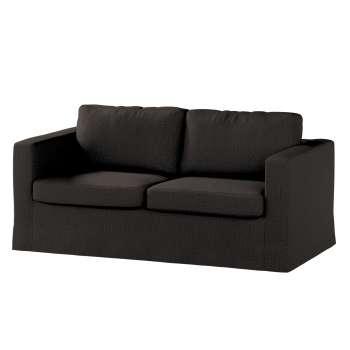 Pokrowiec na sofę Karlstad 2-osobową nierozkładaną długi Sofa Karlstad 2-osobowa w kolekcji Vintage, tkanina: 702-36