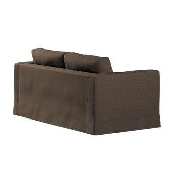 Floor length Karlstad 2-seater sofa cover in collection Living, fabric: 106-92