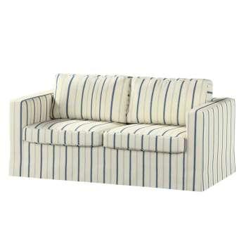 Karlstad dvivietės sofos užvalkalas (ilgas, iki žemės) Karlstad dvivietė sofa kolekcijoje Avinon, audinys: 129-66