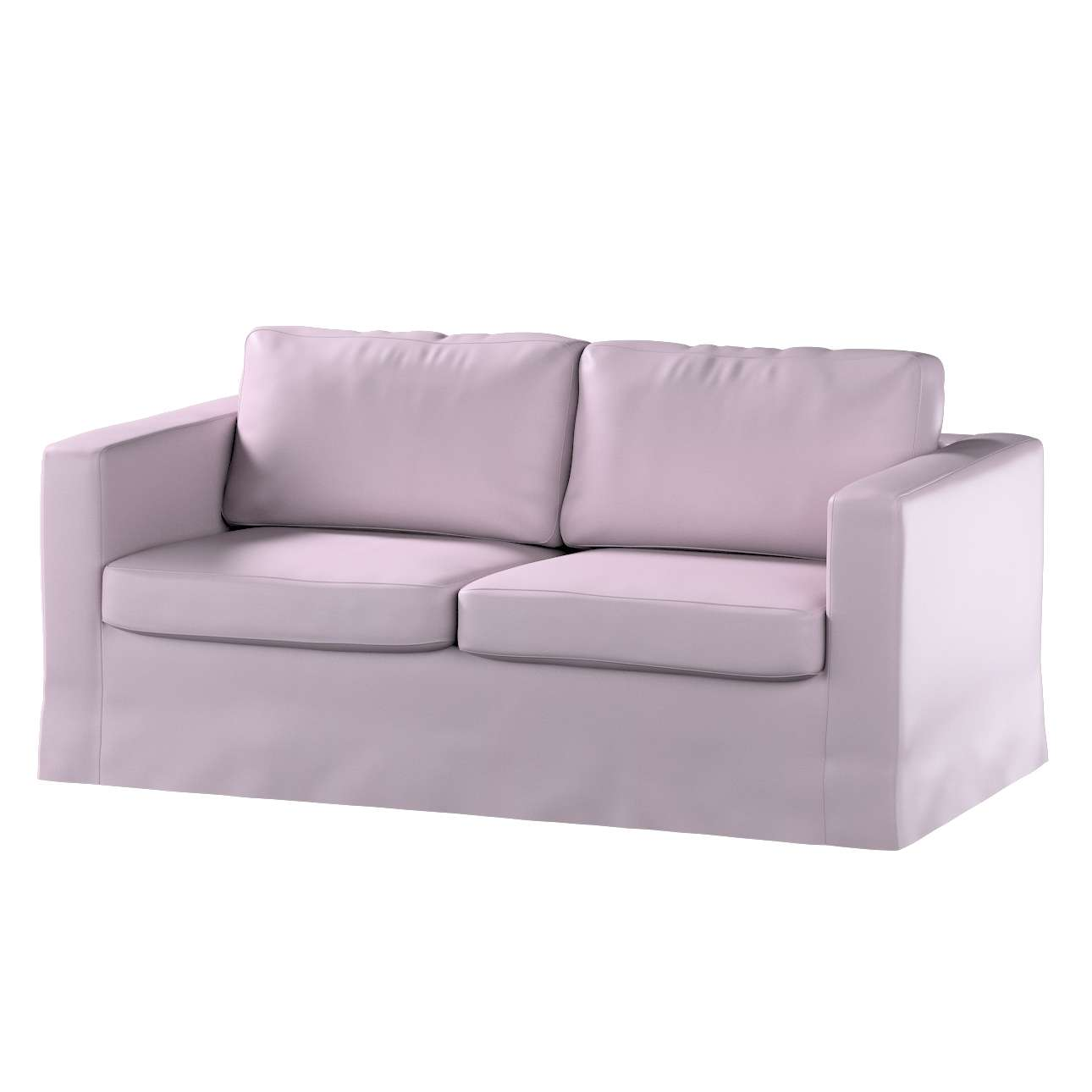 Floor length Karlstad 2-seater sofa cover in collection Madrid, fabric: 160-53