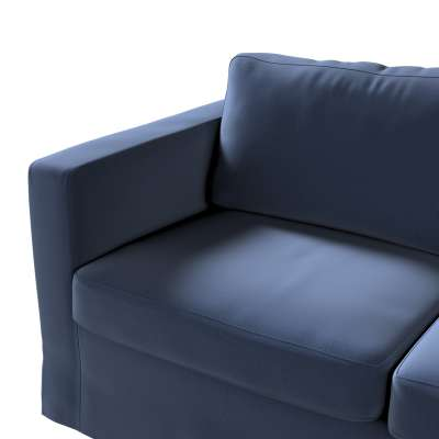 Pokrowiec na sofę Karlstad 2-osobową nierozkładaną długi w kolekcji Ingrid, tkanina: 705-39
