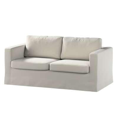 Pokrowiec na sofę Karlstad 2-osobową nierozkładaną długi w kolekcji Ingrid, tkanina: 705-40