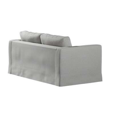 Potah na pohovku IKEA  Karlstad 2-místná , nerozkládací, dlouhý 160-89 šedý melanž Kolekce Living II