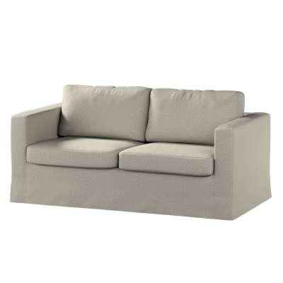 Pokrowiec na sofę Karlstad 2-osobową nierozkładaną długi w kolekcji Madrid, tkanina: 161-23