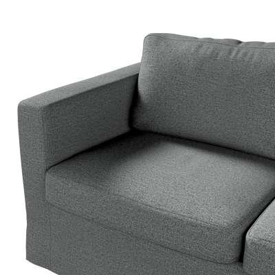 Pokrowiec na sofę Karlstad 2-osobową nierozkładaną długi w kolekcji Madrid, tkanina: 161-24
