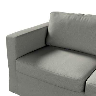 Pokrowiec na sofę Karlstad 2-osobową nierozkładaną długi w kolekcji Etna, tkanina: 161-25