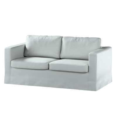 Pokrowiec na sofę Karlstad 2-osobową nierozkładaną długi w kolekcji Bergen, tkanina: 161-72