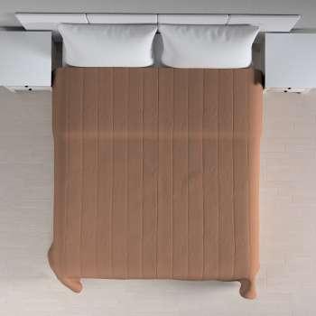 Narzuta pikowana w pasy szer.260 x dł.210 cm w kolekcji Cotton Panama, tkanina: 702-02