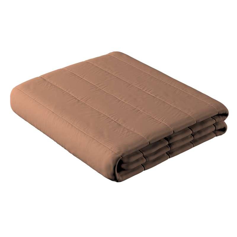 Prehoz na posteľ jednoduchý V kolekcii Cotton Panama, tkanina: 702-02