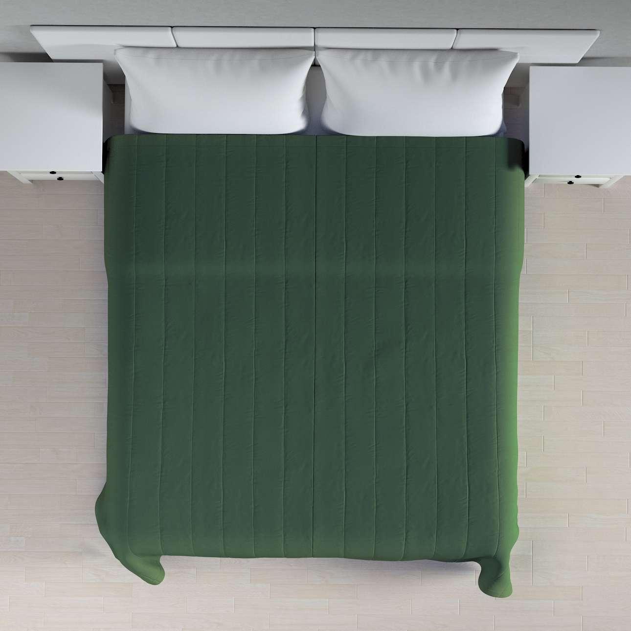 Lovatiesės (vertikaliai dygsniuotos) plotis 260 × ilgis  210 cm kolekcijoje Cotton Panama, audinys: 702-06