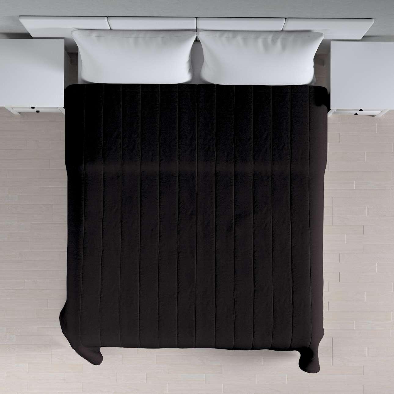 Lovatiesės (vertikaliai dygsniuotos) plotis 260 x ilgis  210 cm kolekcijoje Cotton Panama, audinys: 702-08