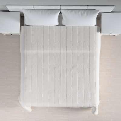 Prehoz  s pozdĺžným prešívaním V kolekcii Linen, tkanina: 392-04