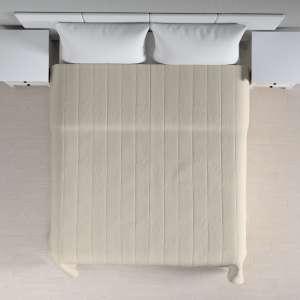 Överkast Quiltat/ränder 120g/m2 260 x 210 cm i kollektionen Linne, Tyg: 392-05