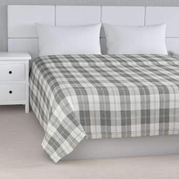 Quilted throw (vertical quilt pattern) 260 x 210 cm (102 x 83 inch) in collection Edinburgh, fabric: 115-79