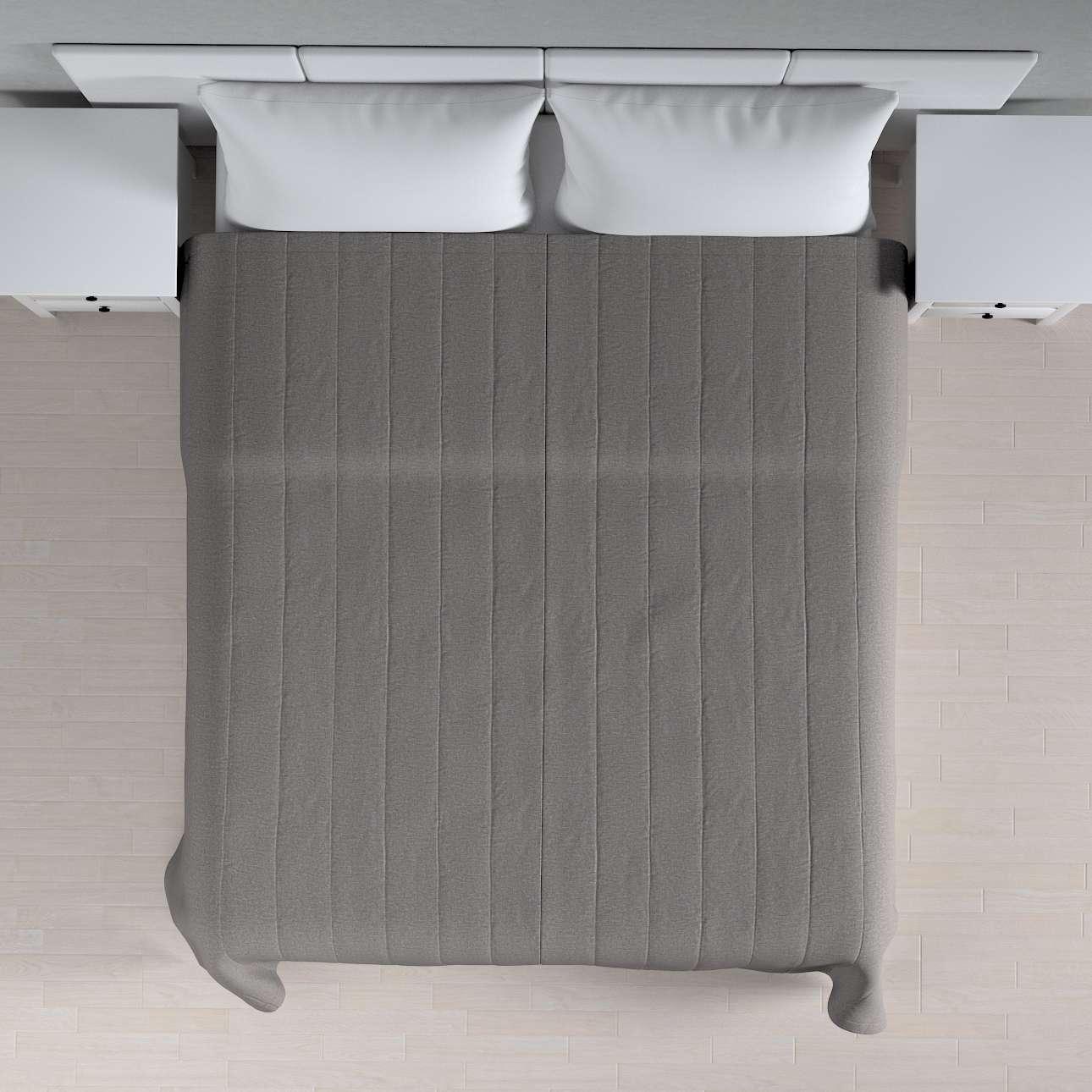 Einfacher Überwurf 260 x 210 cm von der Kollektion Edinburgh , Stoff: 115-81
