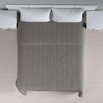 Sengetæppe quiltet<br/>10cm striber 120g/m 260 x 210 cm fra kollektionen Edinburgh, Stof: 115-81
