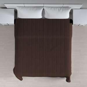 Lovatiesės (vertikaliai dygsniuotos) plotis 260 x ilgis  210 cm kolekcijoje Chenille, audinys: 702-18