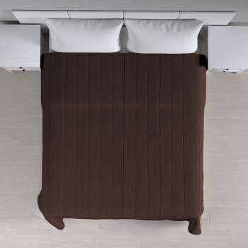 Överkast Quiltat/ränder 120g/m2 260 x 210 cm i kollektionen Chenille , Tyg: 702-18