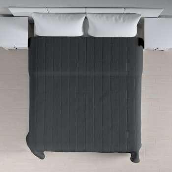 Sengeteppe quiltet<br/>10cm striper 260 × 210 cm fra kolleksjonen Chenille, Stoffets bredde: 702-20