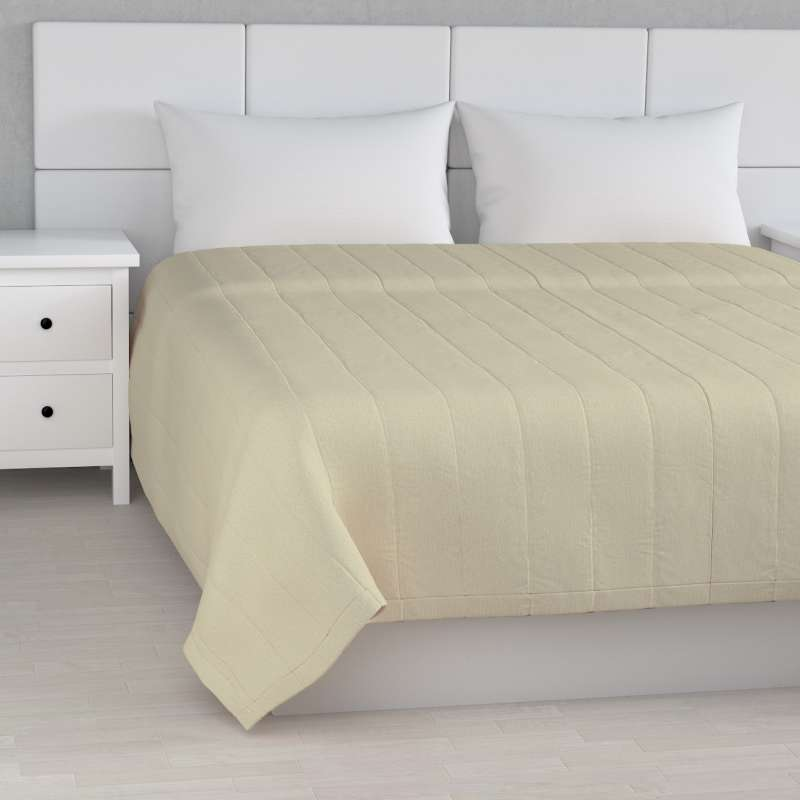 Prehoz na posteľ jednoduchý V kolekcii Chenille, tkanina: 702-22