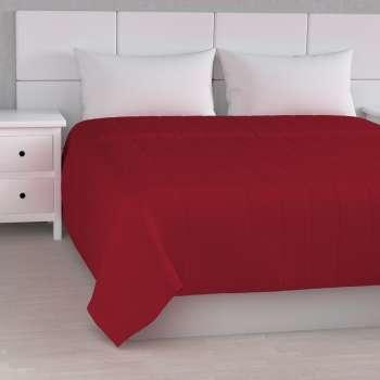 Sengetæppe quiltet<br/>10cm striber 120g/m 260 x 210 cm fra kollektionen Chenille, Stof: 702-24