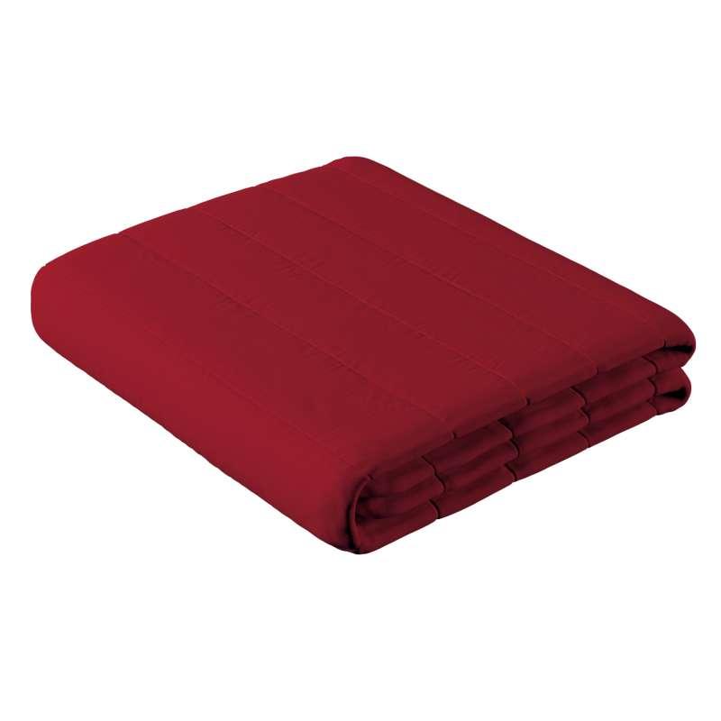 Prehoz na posteľ jednoduchý V kolekcii Chenille, tkanina: 702-24