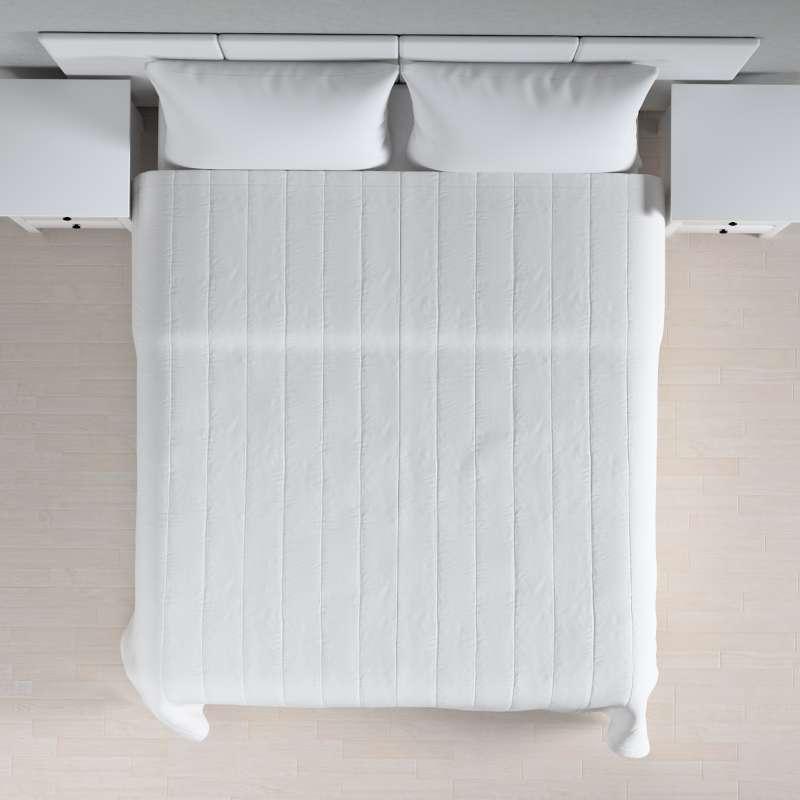 Sengeteppe quiltet<br/>10cm striper fra kolleksjonen Loneta, Stoffets bredde: 133-02