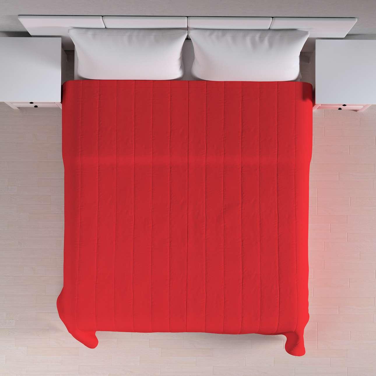 Sengeteppe quiltet<br/>10cm striper 260 x 210 cm fra kolleksjonen Loneta, Stoffets bredde: 133-43
