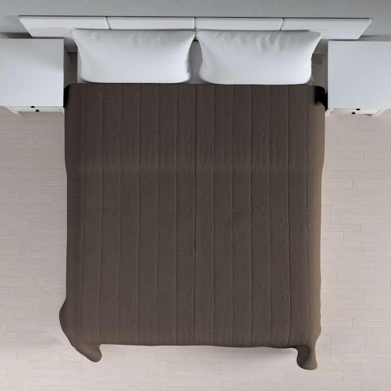 Päiväpeitto tikattu raidat mallistosta Etna - ei verhoihin, Kangas: 705-08