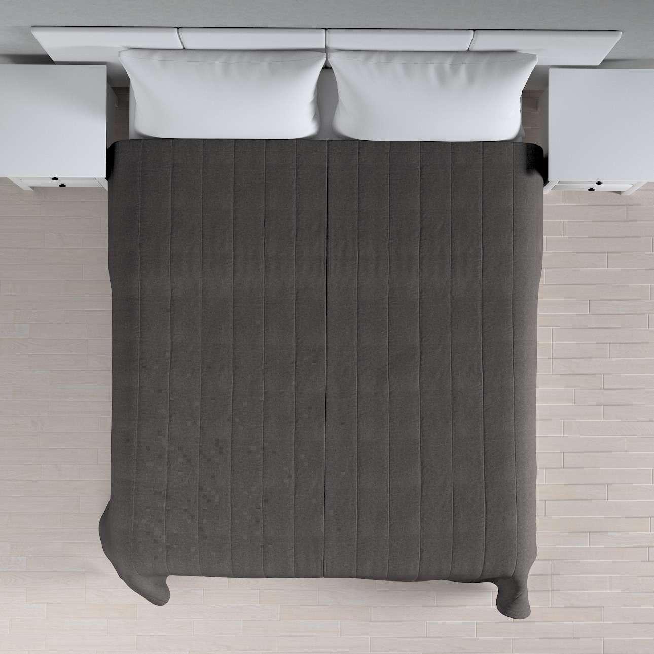 Einfacher Überwurf 260 x 210 cm von der Kollektion Etna, Stoff: 705-35