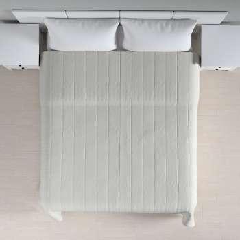 Sengetæppe quiltet<br/>10cm striber 120g/m 260 x 210 cm fra kollektionen Etna, Stof: 705-90