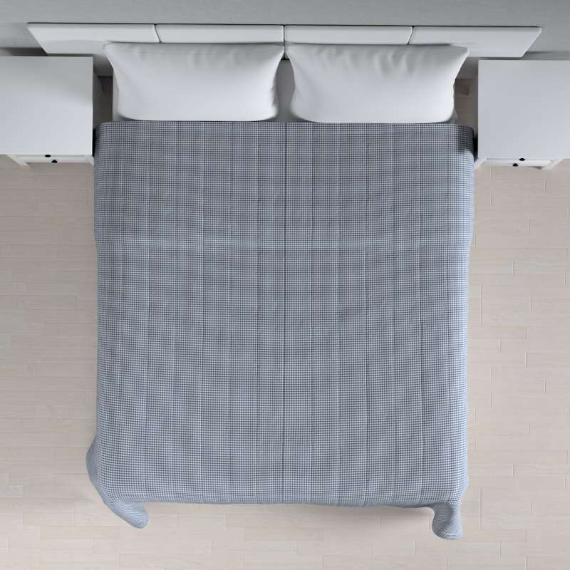 Prehoz na posteľ jednoduchý V kolekcii Quadro, tkanina: 136-00