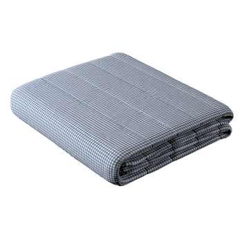 Narzuta pikowana w pasy w kolekcji Quadro, tkanina: 136-00