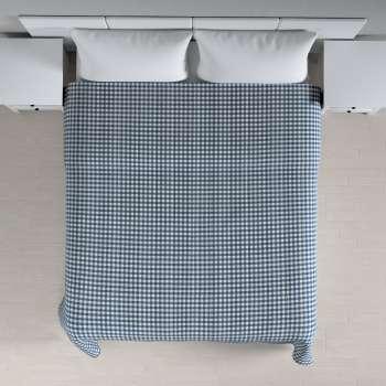Prehoz na posteľ jednoduchý 260 x 210 cm V kolekcii Quadro, tkanina: 136-01