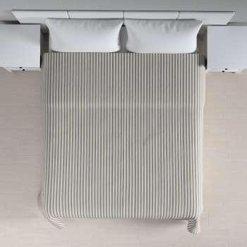 Einfacher Überwurf 260 x 210 cm von der Kollektion Quadro, Stoff: 136-02
