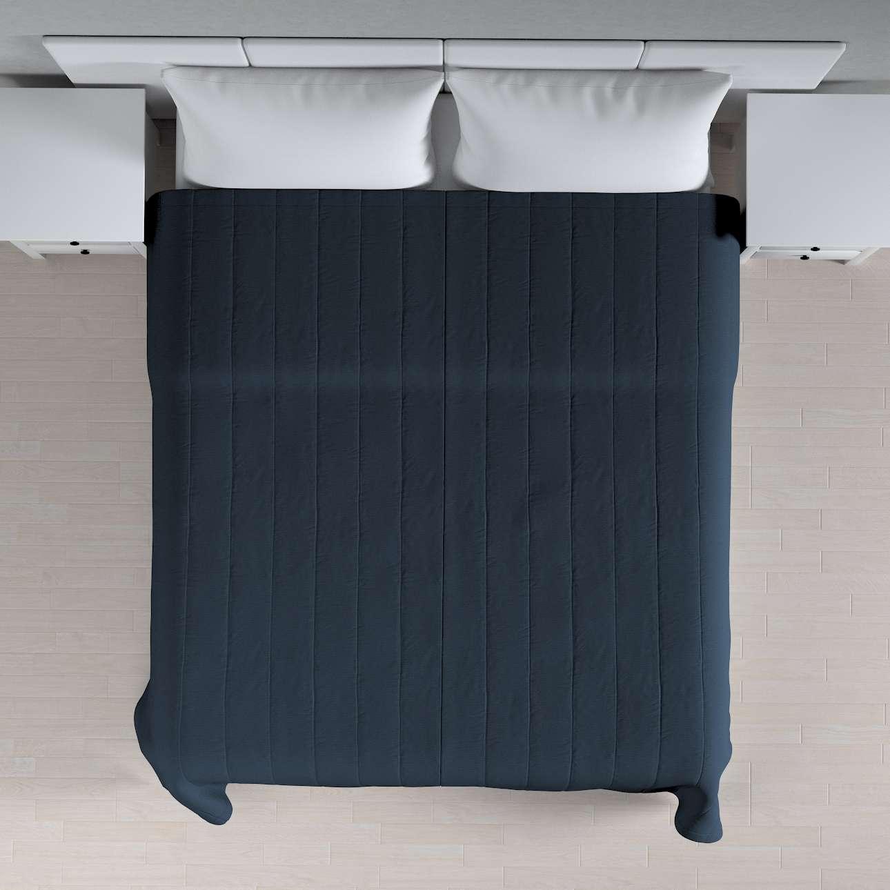 Einfacher Überwurf 260 x 210 cm von der Kollektion Quadro, Stoff: 136-04