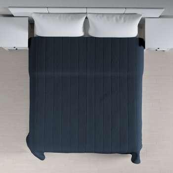 Sengeteppe quiltet<br/>10cm striper 260 × 210 cm fra kolleksjonen Quadro, Stoffets bredde: 136-04