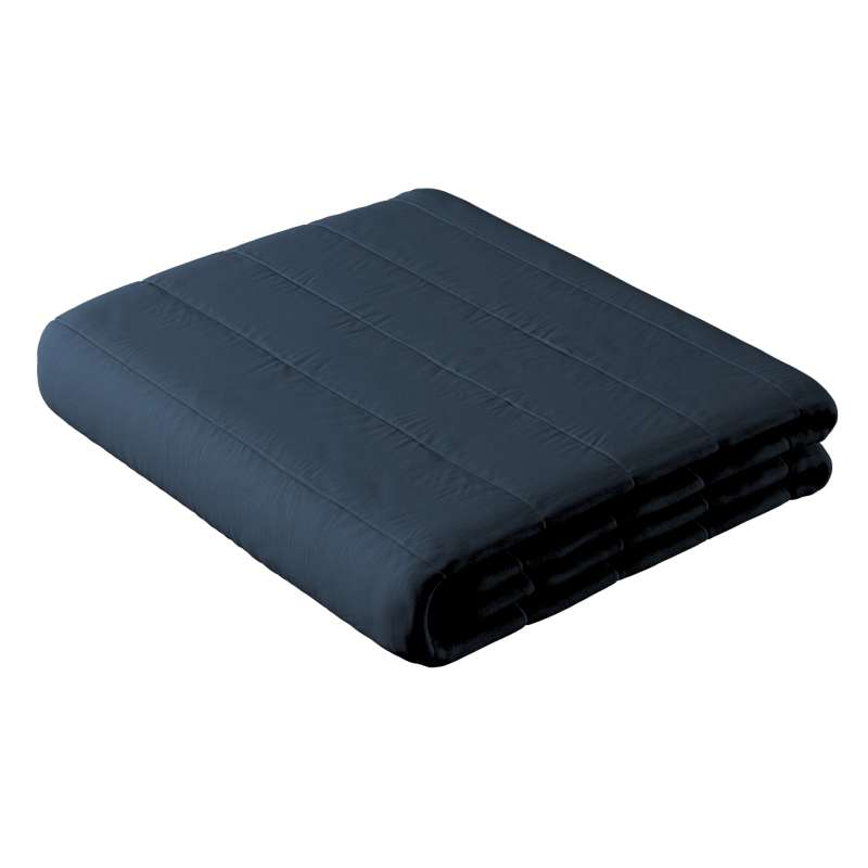 Tagesdecke mit Streifen-Steppung von der Kollektion Quadro, Stoff: 136-04