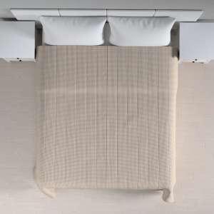 Narzuta pikowana w pasy szer.260 x dł.210 cm w kolekcji Quadro, tkanina: 136-05