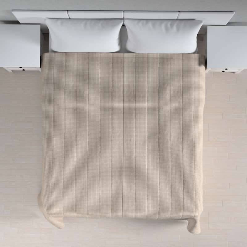 Basic steppelt takaró a kollekcióból Quadro Lakástextil, Dekoranyag: 136-05