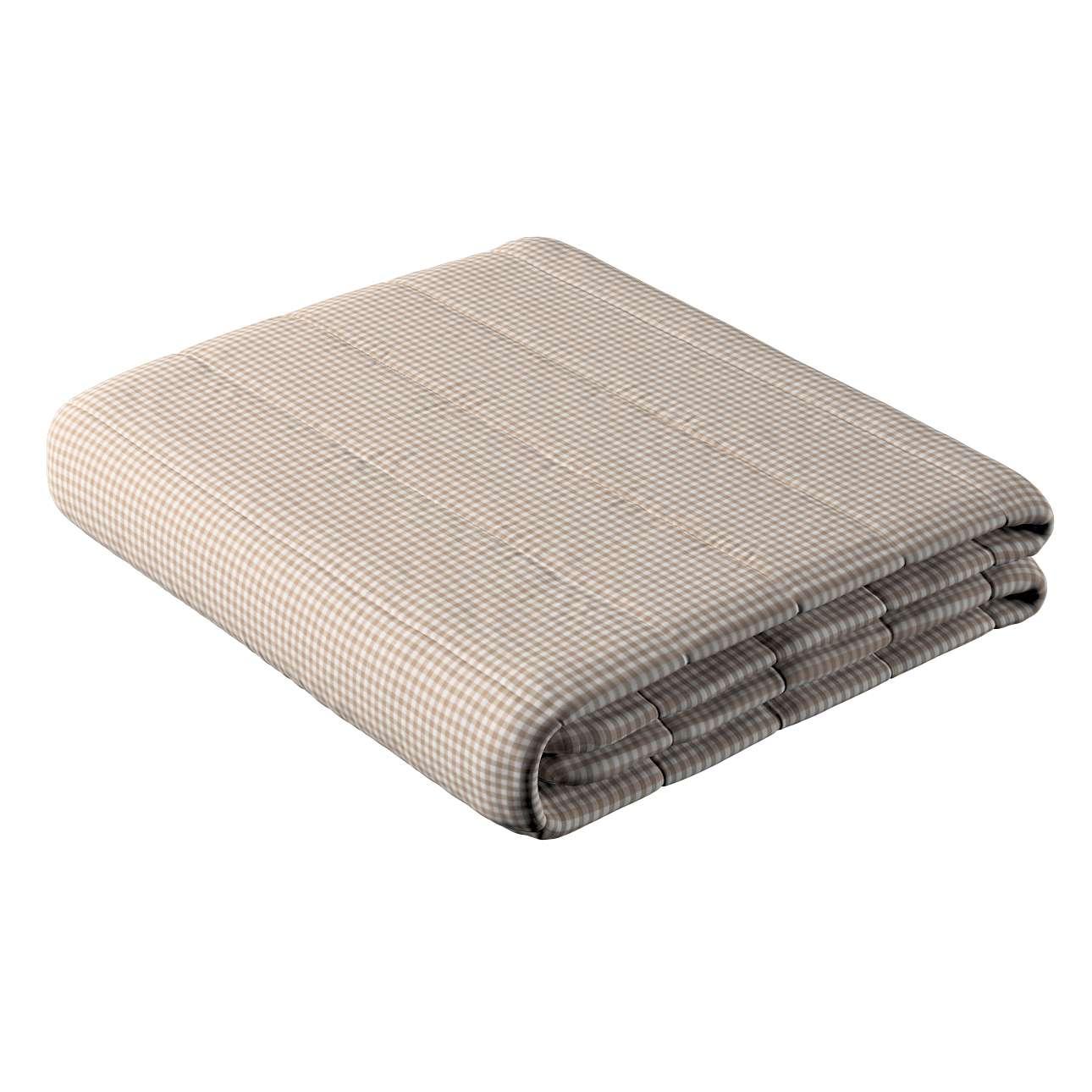 Prehoz na posteľ jednoduchý V kolekcii Quadro, tkanina: 136-05