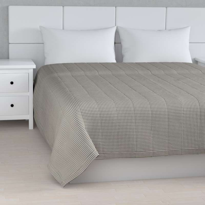 Basic steppelt takaró a kollekcióból Quadro Lakástextil, Dekoranyag: 136-10