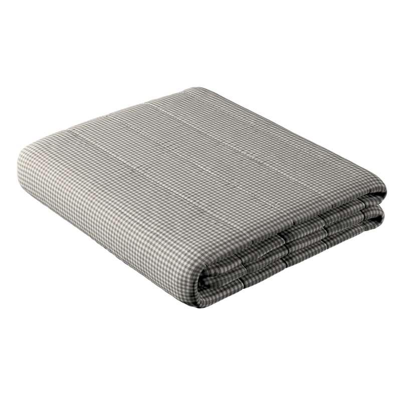 Prehoz na posteľ jednoduchý V kolekcii Quadro, tkanina: 136-10