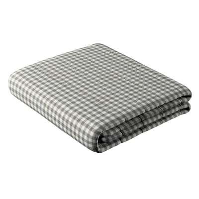 Prehoz  s pozdĺžným prešívaním V kolekcii Quadro, tkanina: 136-11